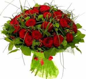 Meilės istorija - Gėlių pristatymas į namus Kėdainiuose