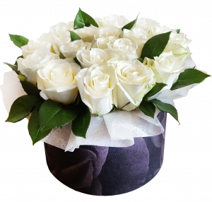 Rožės dežutėje - Gėlių pristatymas į namus Marijampolėje