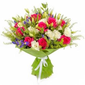 Saldus gyvenimas - Gėlių pristatymas į namus Kėdainiuose