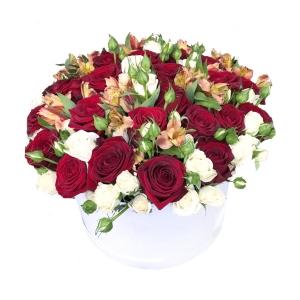 Koks žavesys - Gėlių pristatymas į namus Utenoje
