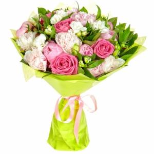 Rojaus kampas - Gėlių pristatymas į namus Tauragėje