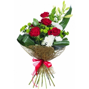 Tango - Gėlių pristatymas į namus Utenoje