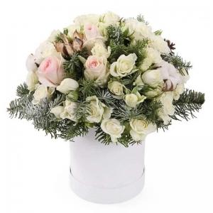 Snaigė - Gėlių pristatymas į namus Šiauliuose