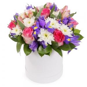 Gaivi dėžutė - Gėlių pristatymas į namus Šiauliuose