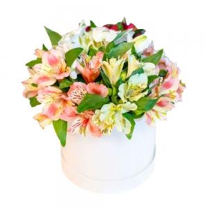 Švelni dėžutė - Gėlių pristatymas į namus Kėdainiuose