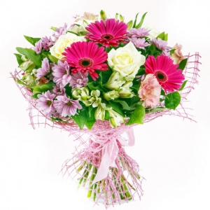 Violėtinė pieva - Gėlių pristatymas į namus Utenoje