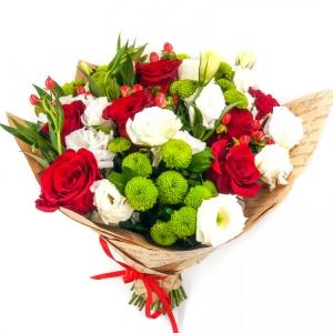 Gaivi klasika - Gėlių pristatymas į namus Kėdainiuose