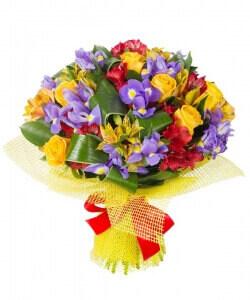 Gėlių melodija - Gėlių pristatymas į namus Šiauliuose