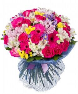 Gėlių sala - Gėlių pristatymas į namus Šiauliuose