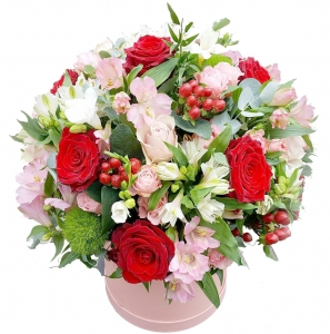Gėlių šokis - Gėlių pristatymas į namus Šiauliuose