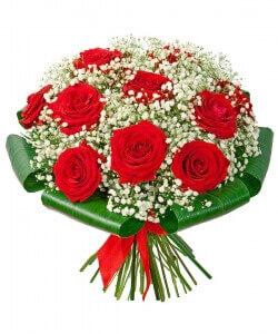 Grafienė - Gėlių pristatymas į namus Utenoje
