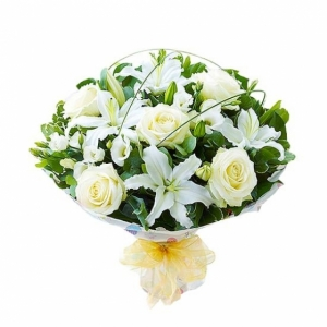 Gražuolė - Gėlių pristatymas į namus Alytuje