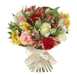 Gražūs argumentas - Gėlių pristatymas į namus Alytuje