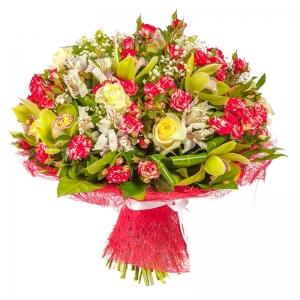 Mozaika - Gėlių pristatymas į namus Utenoje