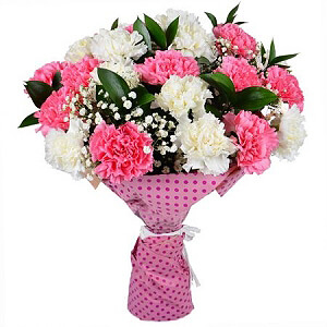Puiki nuotaika - Gėlių pristatymas į namus Marijampolėje