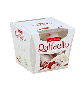 Saldainiai RAFFAELLO, 150 g