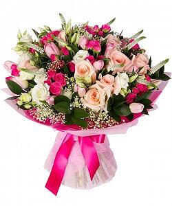 Saldus pabudimas - Gėlių pristatymas į namus Palangoje