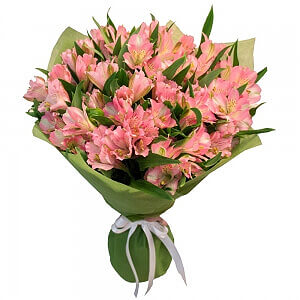 Švelnumas - Gėlių pristatymas į namus Mažeikiuose