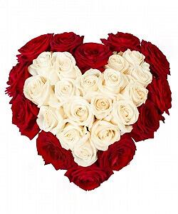 Tu mano širdyje! - Gėlių pristatymas į namus Utenoje