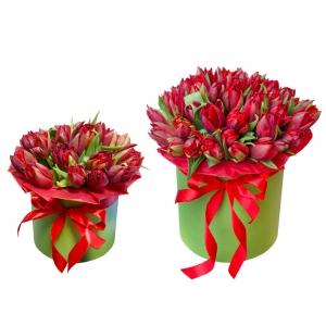 Tulpių dėžutės mamytei ir dukrytei 3