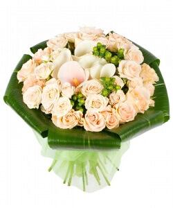 Valsas - Gėlių pristatymas į namus Telšiuose